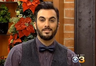 CBS Philly: New Years Eve Makeup